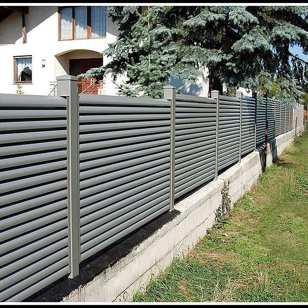 Super-Clôture, clôture en aluminium, clôture occultante, clôture de protection occultante, clôture bon marché, France,