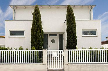 Portillon de jardin, portillon d'entrée, portails, portail d'entrée, clôture de jardin, super-clôture