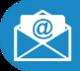 icône bleue pour contacter Super-Clôture