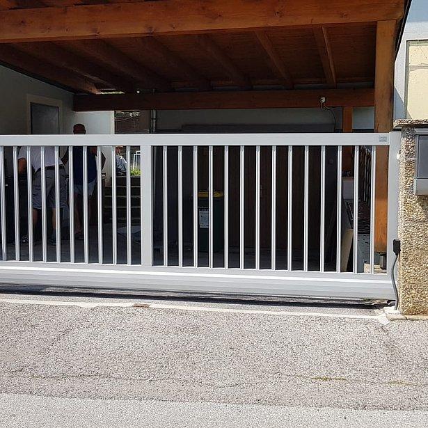 Super-Clôture, Galilée, France, aluminium, portail alu, portail de jardin, portail,