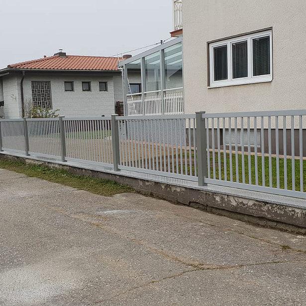 Super-Clôture, Galilée, France, aluminium, clôture alu, clôture aluminium, clôture de jardin