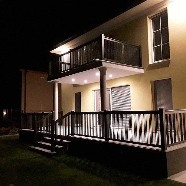 Super-Clôture, rénovation de clôture, rénovation clôture, clôture neuve, clôture bon prix, balcon
