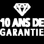 10 ans de garantie chez super-cloture