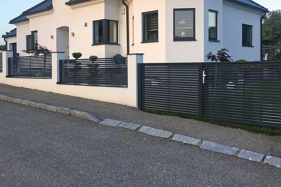 Super-Clôture, Magnus, France, clôture alu, clôture, aluminium, moderne, clôture de jardin