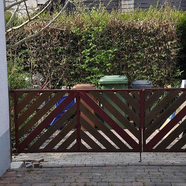 Rénovation de clôture,