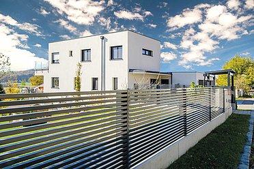 Clôture, clôture alu, clôture de jardin, éléments de clôture, clôture occultante, clôture pas chère, super-clôture